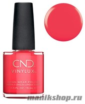 122 VINYLUX CND Lobster Roll (Красно-коралловый, плотный, без перламутра) - фото 105064