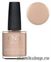 136 VINYLUX CND Powder My Nose (Цвет слоновой кости, без перламутра) - фото 105074