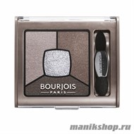 Bourjois 039005 Тени для век Smoky Stories, тон 05 good nude - фото 33306