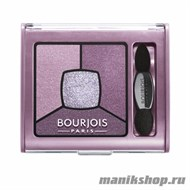 Bourjois 039007 Тени для век Smoky Stories, тон 07  in mauve again - фото 33308