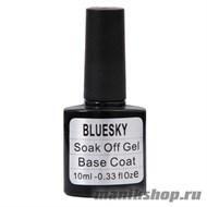 6504 Base coat Shellac BLUESKY 10мл (База, основа) - фото 50001