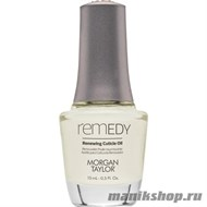 51018 Morgan Taylor REMEDY Renewing Cuticle Oil Масло для кутикулы 15мл Восстанавливающее - фото 60920
