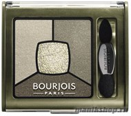 Bourjois 039004 Тени для век Smoky Stories, тон 04 rock this khaki - фото 70340