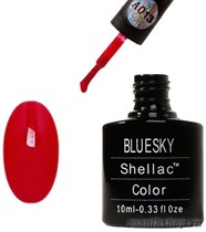 А13 Bluesky Shellac Гель-лак 10мл - фото 82968