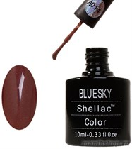А14 Bluesky Shellac Гель-лак 10мл - фото 82969