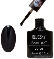 А21 Bluesky Shellac Гель-лак 10мл - фото 82975